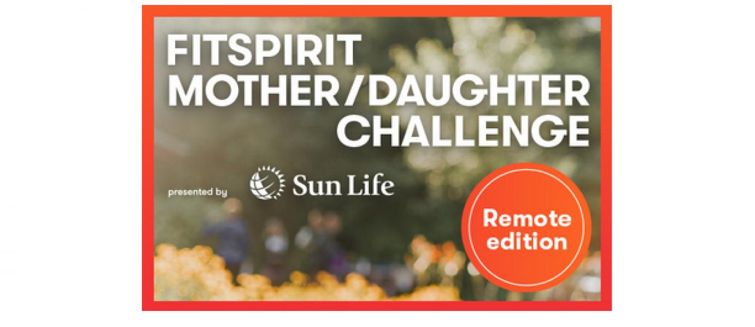 FitSpirit Mother/Daugther Challenge